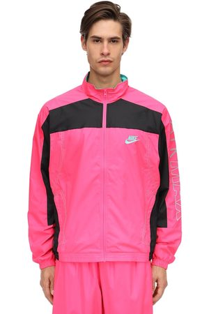 Nike Heren Donsjassen - Atmos Nrg Vintage Patchwork Track Jacket