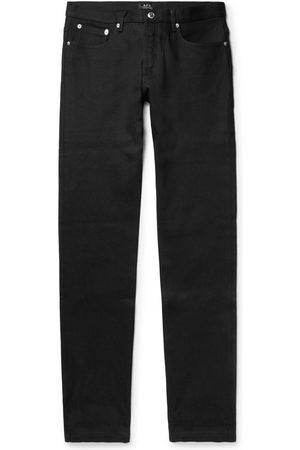 A.P.C Heren Slim - Petit Standard Slim-fit Stretch-denim Jeans