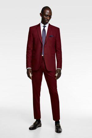 Zara Heren Blazers - Comfortabele cinzato kostuumblazer