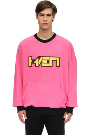 Hærværk Heren Sweaters - 3d Patch Bag Sweatshirt