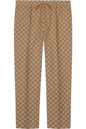 Gucci GG canvas jogging pant