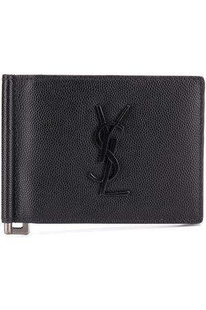 Saint Laurent YSL bill clip wallet