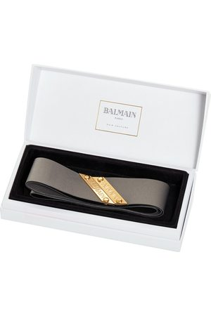 Balmain Genuine Leather Headband