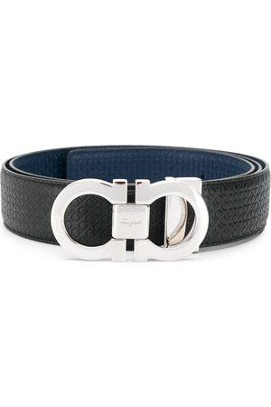 Salvatore Ferragamo Reversible and adjustable Gancini belt