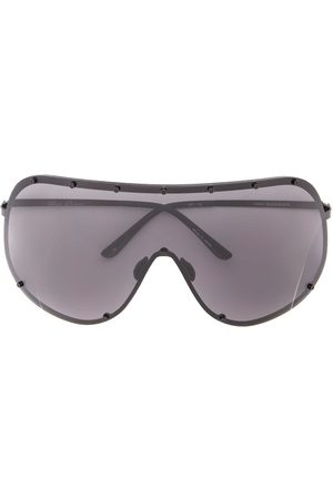 Rick Owens Larry Shield sunglasses