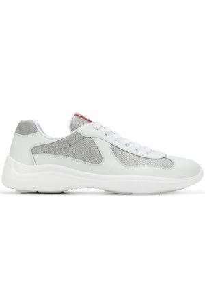 Prada Mesh panel sneakers