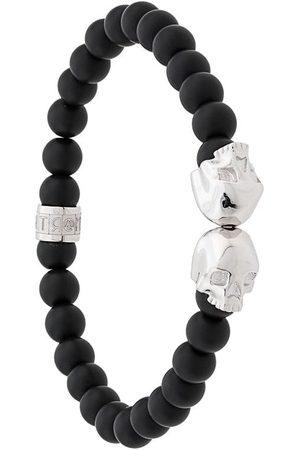 Northskull Twin skull bracelet