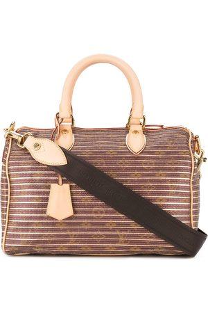 LOUIS VUITTON Monogram Eden Speedy Bandouliere handbag