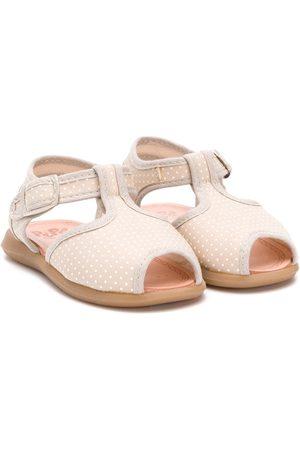 PèPè Polka-dot sandals