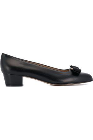 Salvatore Ferragamo Vara ballerina shoes