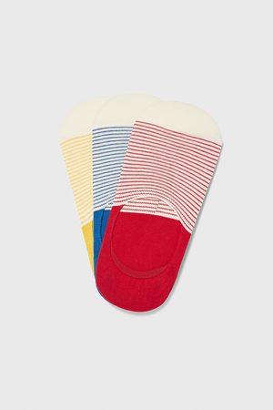 Zara Heren Sokken & kousen - Set voetsokjes