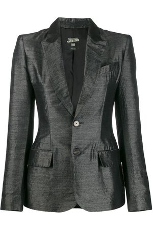 Jean Paul Gaultier 2000's fitted blazer