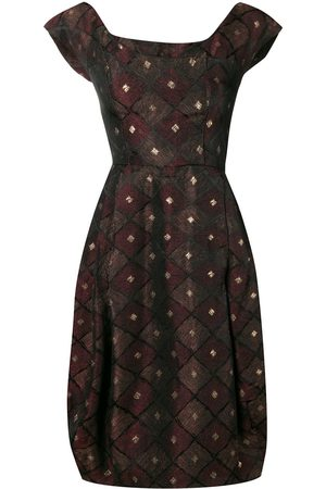 A.N.G.E.L.O. Vintage Cult 1950's patterned dress