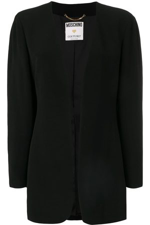 Moschino Fitted jacket