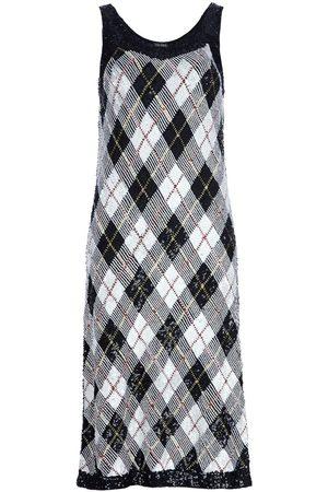Jean Paul Gaultier Argyll dress