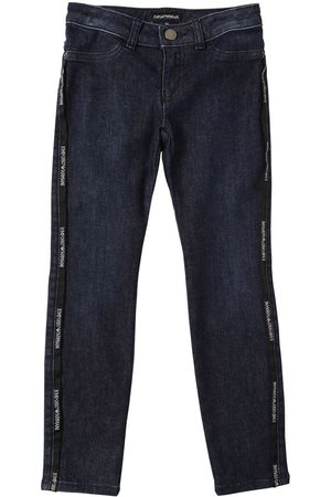 Emporio Armani Meisjes Jeans - Stretch Cotton Blend Jeans