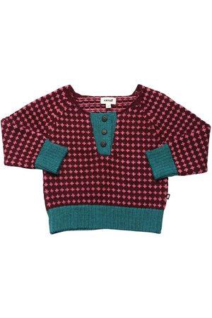 OEUF Baby Alpaca Knit Sweater