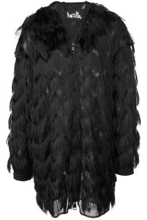HACULLA Fringed coat