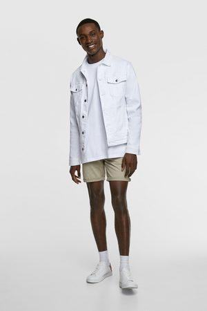 Zara New skinny basic bermuda