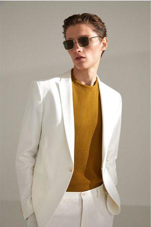 Zara Kostuumblazer met structuur