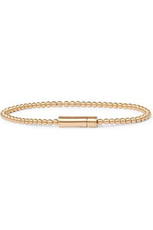 Le Gramme Le 15 18-karat Beaded Bracelet