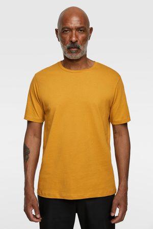 Zara Heren T-shirts - Basic t-shirt regular fit