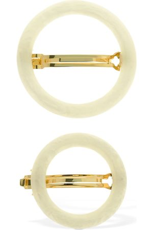 Cult Gaia Ria Set Of 2 Hair Barrettes