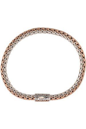 John Hardy Heren Armbanden - Classic Chain Reversible bracelet