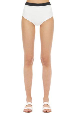 AEXAE Meisjes Bikini's - Boy Short Bikini Bottoms