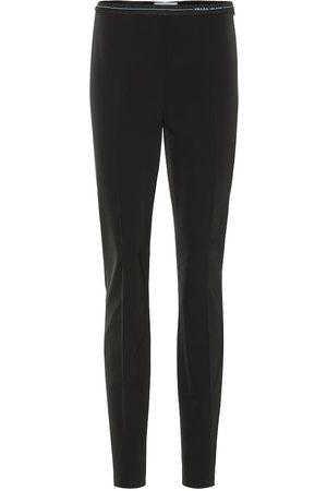 Prada Skinny stretch pants