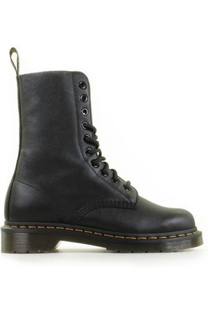 Dr. Martens Dames Veterlaarzen - Virginia 1490 Black Dames s