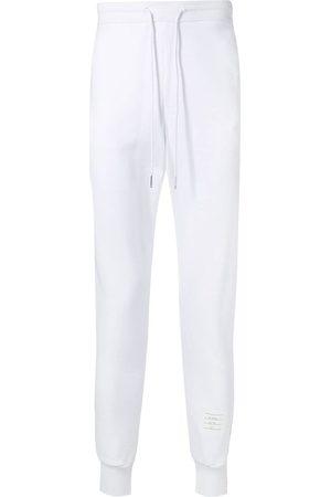 Thom Browne Signature stripe track trousers