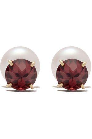 Tasaki 18kt Refined Rebellion Signature earrings