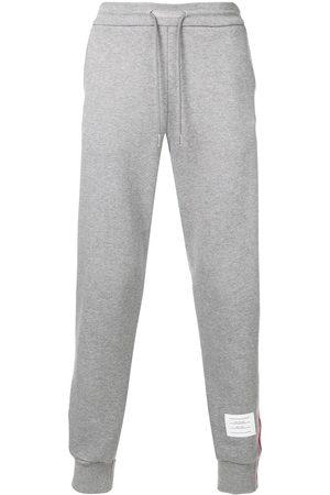 Thom Browne Rwb Stripe Loopback Sweatpants
