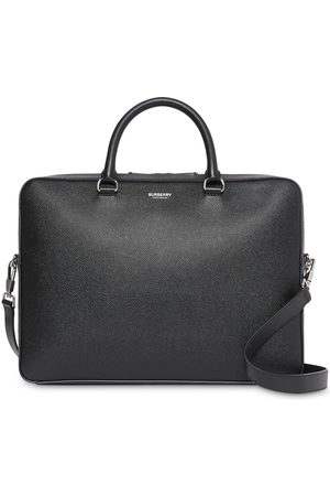 Burberry Grainy Leather Briefcase
