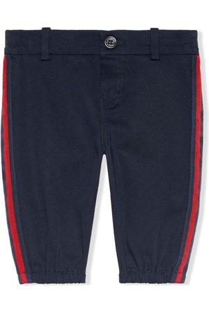 Gucci Side stripe trousers