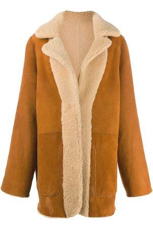 Natasha Zinko Oversized print coat