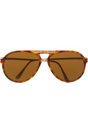 Persol 1970s aviator sunglasses