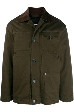 Dsquared2 Heren Leger jassen - Classic safari jacket