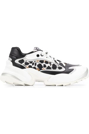 Sergio Rossi Animal print sneakers
