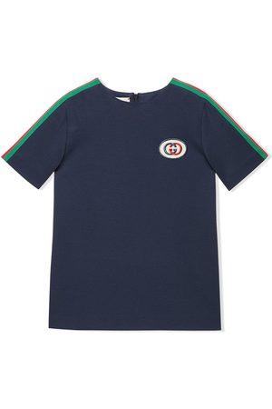 Gucci Web trim T-shirt