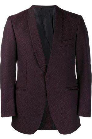 A.N.G.E.L.O. Vintage Cult 1960's dotted jacquard blazer
