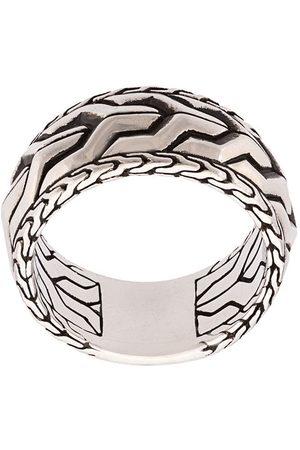 John Hardy Asli Classic Chain Link Band Ring