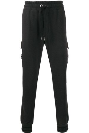 Dolce & Gabbana Stretch jersey track trousers