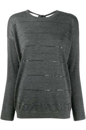 Brunello Cucinelli Striped jumper