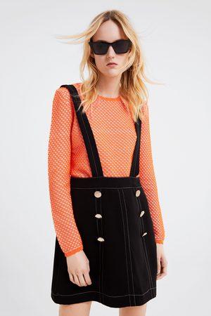 Zara Rok met bretels