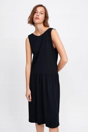 Zara Mini-jurk met volant