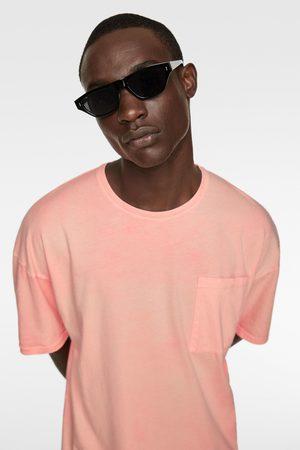 Zara Felgekleurd t-shirt