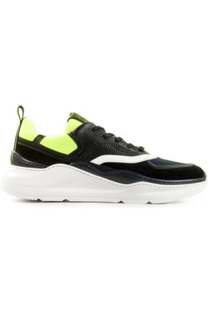 Barracuda BU3238B Nero/Blu/Fluo Herensneakers