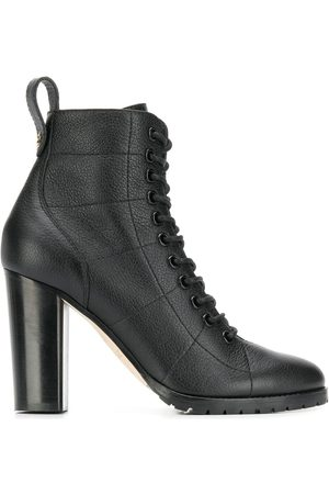 Jimmy choo Lace up ankle boots